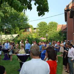 Photos from Campaign Kickoff Event
